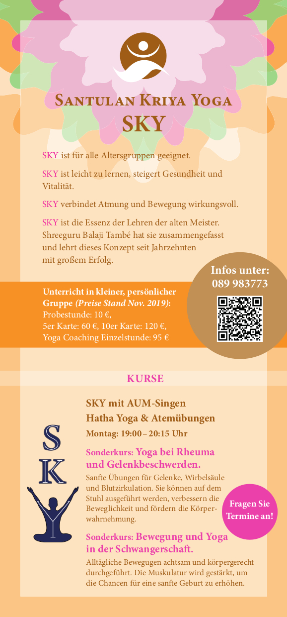 Santulan Veda Yoga Flyer Nov 2019 01